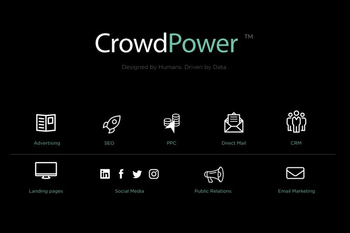 Crowd Power Icons Blog